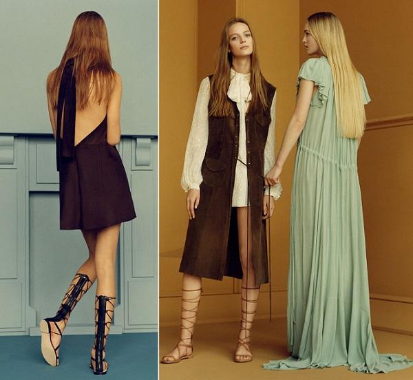 c51b6f1f ¿Qué tendencias de moda primavera/verano 2015 vemos en el catálogo de Zara  Woman?