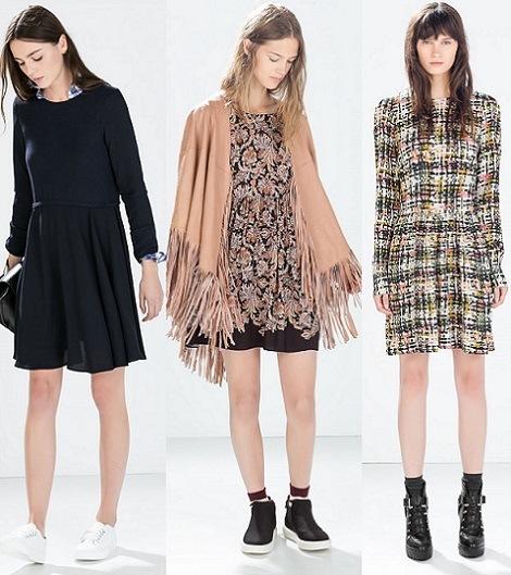641d1817e849 ¿Qué te parece incluir en tu armario algún que otro vestido  La nueva  colección de Zara incluye una serie de modelos holgados que resultarán  idóneos para ti ...