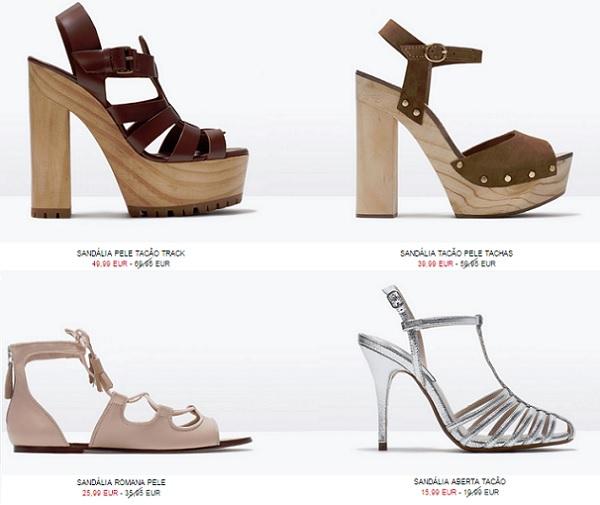 zapatos mujer zara rebajas