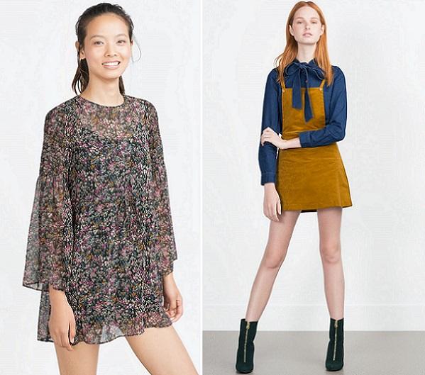 Demujer Moda 10 Que Este De Te Vestidos Otoño Zara Enamorarán 2015 zvzxSnq